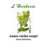 Aunée racine coupé  100 gr Inula helenium