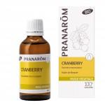 Cranberry Vaccinium macrocarpon BIO (ECO) 50 ML Pranarôm Huile Végétale