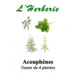Acouphènes Tisane de 4 plantes 100g