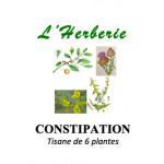 Constipation Tisane de 6 plantes 100g