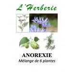 ANOREXIE Mélange de 6 plantes Tisanes 100 gr