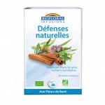 BIOFLORAL INFUSIONS DEFENSES NATURELLES 20 SACHETS